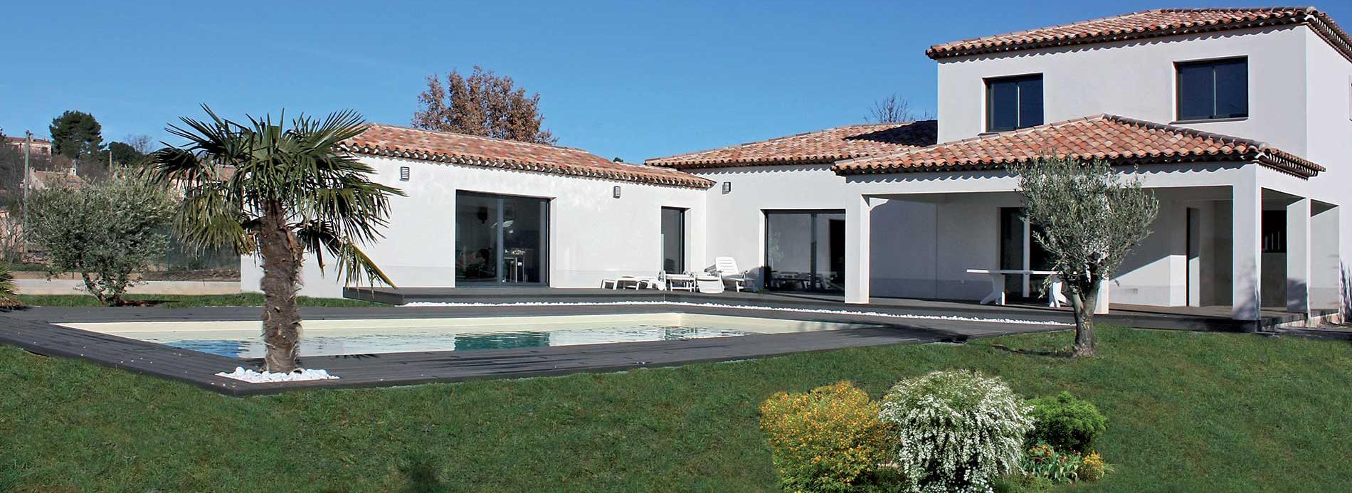 villas m diterran e constructeur de maison individuelle dans le var. Black Bedroom Furniture Sets. Home Design Ideas